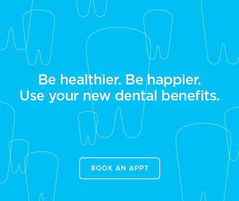 Be Heathier, Be Happier. Use your new dental benefits. - Marysville Modern Dentistry